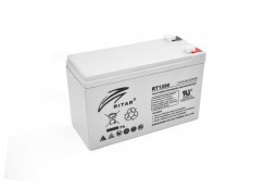 Аккумулятор для ИБП Ritar RT1290, 12V 9.0Ah  ( VRLA AGM )