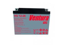 Аккумулятор для ИБП Ventura VG 12-26 ( VRLA Gel )