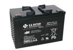 Аккумулятор для ИБП BB Battery MPL110-12/B6 ( VRLA AGM )