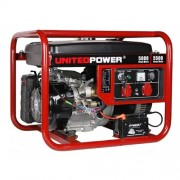Бензиновый генератор Unitedpower GG6200E Rezerv