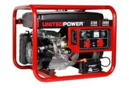 Бензиновый генератор Unitedpower GG7200E Rezerv