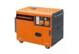 Дизельный генератор Unitedpower DG5500SE