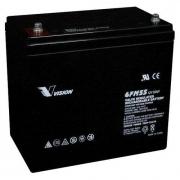 Аккумулятор для ИБП Vision 6FM55E-X ( VRLA AGM )