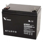 Аккумулятор для ИБП Vision 6FM75-X ( VRLA AGM )