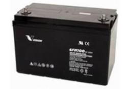 Аккумулятор для ИБП Vision 6FM100E-X ( VRLA AGM )
