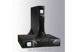 Инвертор ( ИБП ) Q-Power QPRT1000L 24VDC 1000VA/900W