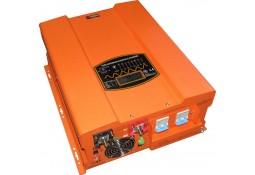 Инвертор ( ИБП ) Q-Power HPV6048, 6000W, 48VDC, LCD, MPPT 40A Solar, поддержка Li-Po батарей