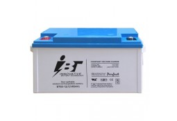 Аккумулятор для ИБП IBT BT 65-12 ( VRLA AGM )
