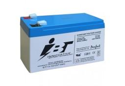 Аккумулятор для ИБП IBT BT 7.2-12 ( VRLA AGM )