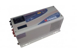 Инвертор ( ИБП ) Q-Power QPC + 6000W, 48VDC, LCD, Battery Proirity, Generator control