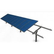 Крепление для солнечных панелей Актив АЛЬФА 12G11-P (на грунт)