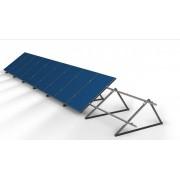 Крепление для солнечных панелей Актив АЛЬФА 12S11-R45 (на крышу под углом)