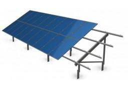 Крепление для солнечных панелей Актив БЕТА 24F22-Р (на грунт)