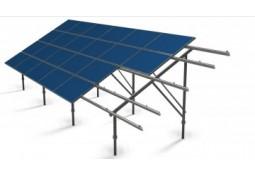 Крепление для солнечных панелей Актив БЕТА 45F44-РА (на грунт)