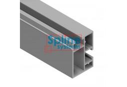 Крепления на плоскую крышу под переменным углом Spline (Панели 60 cell, 8 шт, алюм. )