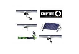 Крепления на скатную крышу KRIPTER StringSetter M01 ( панели 1 шт, для металлочерепицы, алюм. )