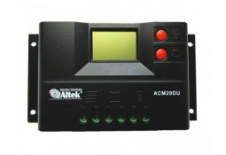 Контроллер заряда  Altek ACM20D-10+USB