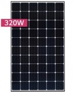 Солнечная батарея LG LG320N1C-G4 NeON2 G4 320W CELLO 12BB, Mono