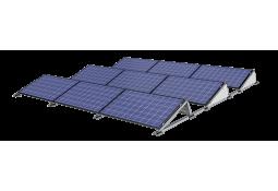 Балластные крепления на плоскую крышу KRIPTER WindSpoiler (оцинкований профиль)