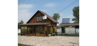 Солнечный коллектор, как подспорье для солнечной электростанции (Микуличи)