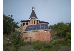 Передовые разработки альтернативной энергетики на службе у Церкви (г. Сумы)