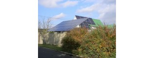 20,72 кВт солнечная электростанция, с. Новоселовка (Днепропетровская обл.) - 1 этап