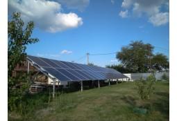 Еще больше солнечных батарей и инверторов - (с. Микуличи, 3 этап)
