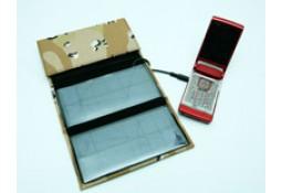 Зарядное на солнечных батареях PSC 201 b (для мобильных). Тканевый чехол