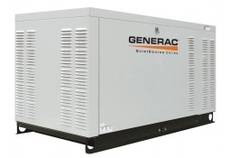 Газовый генератор GENERAC  QT27 (трехфазный)