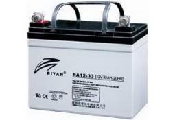 Аккумулятор для ИБП RITAR RA 12-33 ( VRLA AGM )