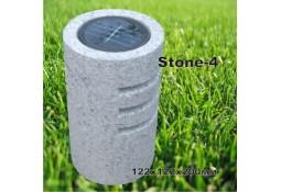 Светильник на солнечных батареях Stone-4 (декоративный)
