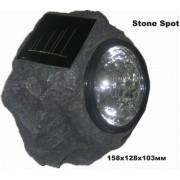 Cветильник на солнечных батареях Stone Spot (декоративный)
