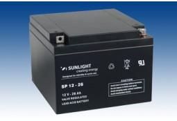 Аккумулятор для ИБП Sunlight SP 12 - 26
