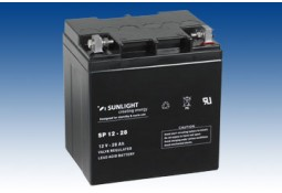 Аккумулятор для ИБП Sunlight SP 12 - 28