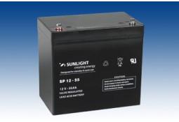 Аккумулятор для ИБП Sunlight SP 12 - 55