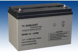Аккумулятор для ИБП Sunlight SPHR 12-470W