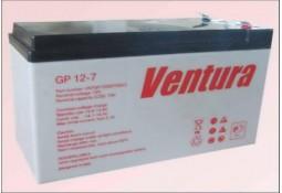 Аккумулятор для ИБП Ventura GP 12-7,2 ( VRLA AGM )