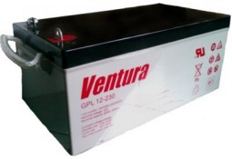 Аккумулятор для ИБП Ventura GPL 12-230 ( VRLA AGM )