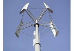 Автономная система  на базе ветрогенератора  Verano 5 и солнечных батарей