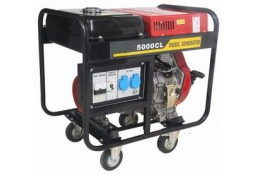 Дизельный генератор Rotex RXD5000CLE