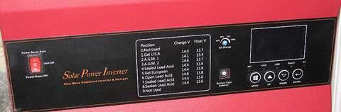 Обзор  Q-Power QPV4048L: настройки