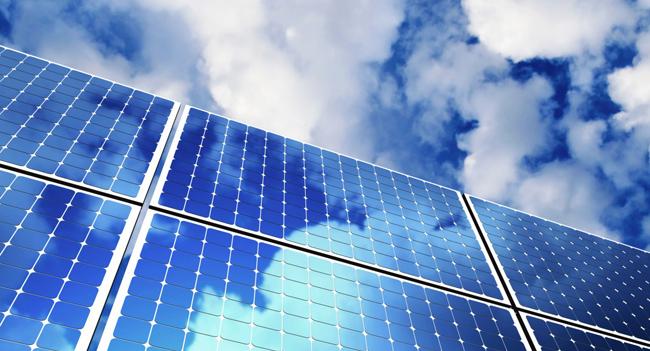 солнечные фото панели